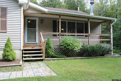 Rensselaer County Single Family Home New: 1138 Bower Rd
