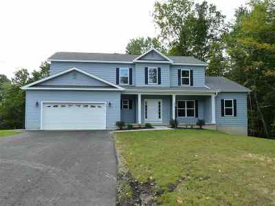 Saratoga County Single Family Home For Sale: 29 Morgan Ct