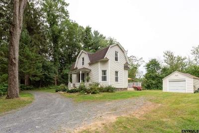 Niskayuna Single Family Home For Sale: 925 Balltown Rd