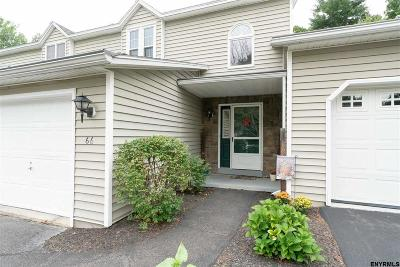 Albany Single Family Home New: 66 Woodside Dr