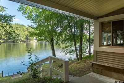 Hadley NY Single Family Home New: $185,000