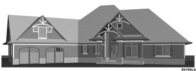 Saratoga County, Warren County Single Family Home For Sale: Lot 4 Rolling Green Dr