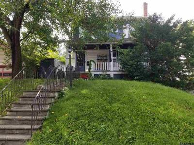 Troy NY Single Family Home New: $185,000