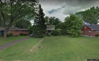 Albany NY Single Family Home New: $129,900