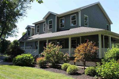 Halfmoon Single Family Home For Sale: 1878 Route 9