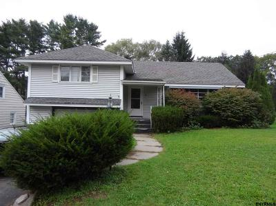 Gloversville NY Single Family Home New: $94,900