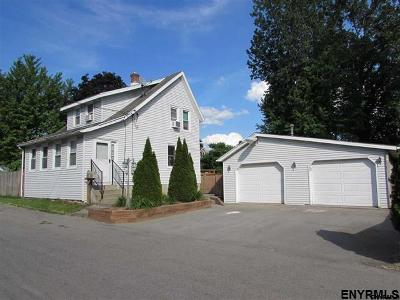 Colonie Single Family Home For Sale: 9 Knapp Ter