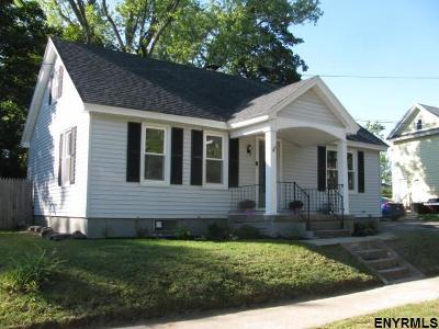 Gloversville NY Single Family Home New: $79,900
