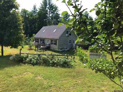 Lake Luzerne NY Single Family Home New: $229,900