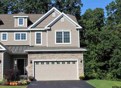 Niskayuna Single Family Home Price Change: 157 Fieldstone Dr