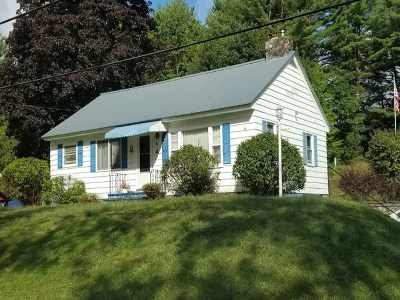 Broadalbin NY Single Family Home New: $138,000
