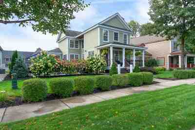 Saratoga Springs Single Family Home For Sale: 11 Aurora Av