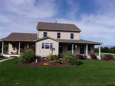 Canajoharie Single Family Home For Sale: 280 Buel Rd