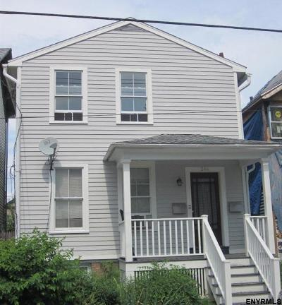Columbia County Multi Family Home For Sale: 246 Allen St
