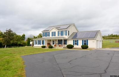 Rensselaer County Single Family Home For Sale: 211 Gutbrodt Rd