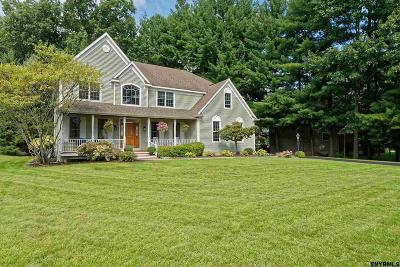 Saratoga Springs Single Family Home For Sale: 49 Regatta View Dr