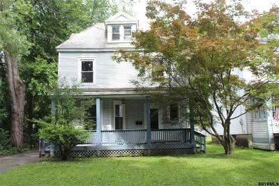 East Greenbush Single Family Home Price Change: 29 Hillview Av