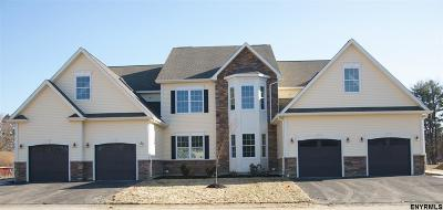 Ballston Spa, Round Lake Single Family Home For Sale: 61 Cornerstone Dr