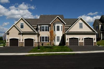Ballston Spa, Round Lake Single Family Home For Sale: 55 Cornerstone Dr