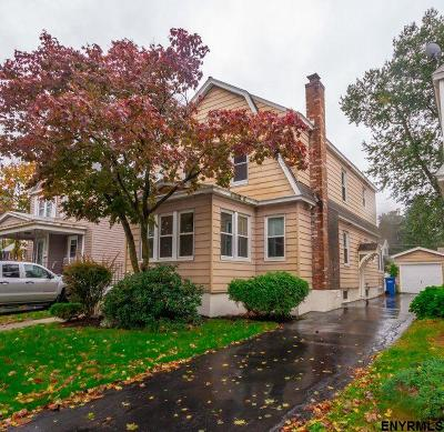 Albany County Single Family Home For Sale: 81 Academy Rd