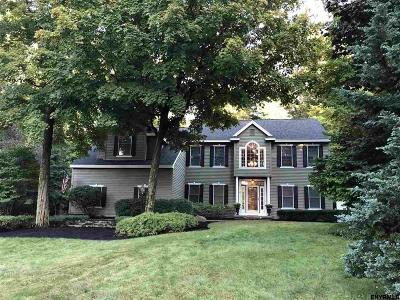 Clifton Park Single Family Home For Sale: 5 Lancashire Ct