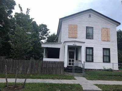 Troy Two Family Home For Sale: 442 2nd Av