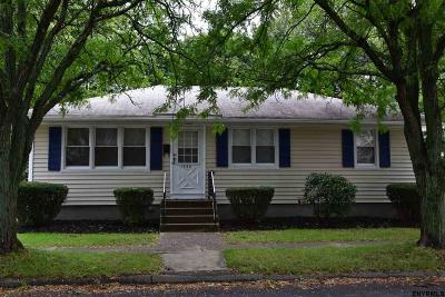 Watervliet Single Family Home For Sale: 1530 Avenue A