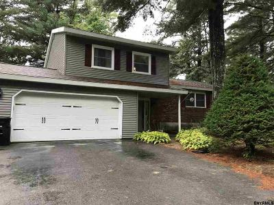Queensbury, Fort Ann Single Family Home For Sale: 2 Burke Dr
