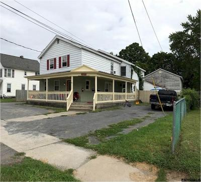 South Glens Falls Multi Family Home For Sale: 169 Main St