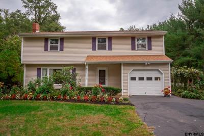 Guilderland Tov Single Family Home For Sale: 3677 East Lydius St
