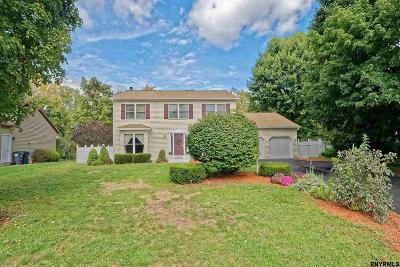 Malta Single Family Home Price Change: 8 Carlyle Ct