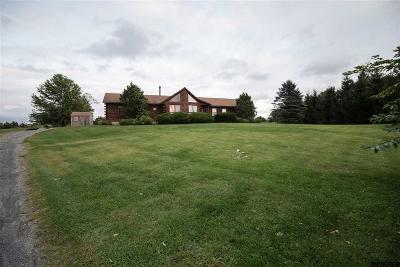 Halfmoon Single Family Home For Sale: 65 Hayner Rd