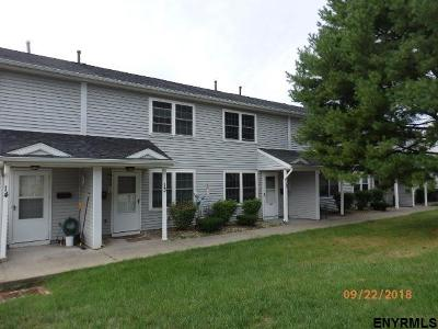 Saratoga County Single Family Home For Sale: 27-12 Warsaw Av