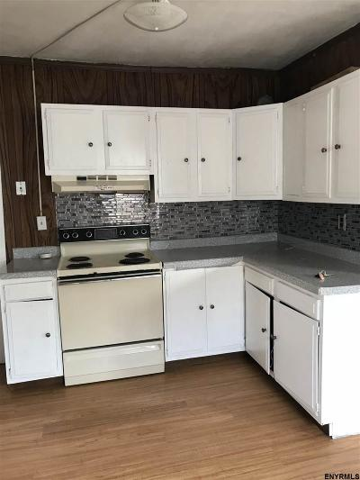 Rensselaer County Rental For Rent: 20 4th St