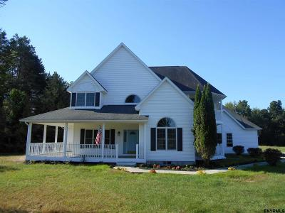 Clifton Park Single Family Home For Sale: 188 Vischer Ferry Rd