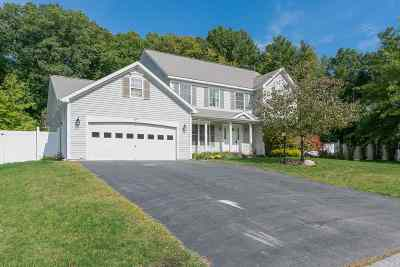 Clifton Park Single Family Home For Sale: 3 Carpenter Way