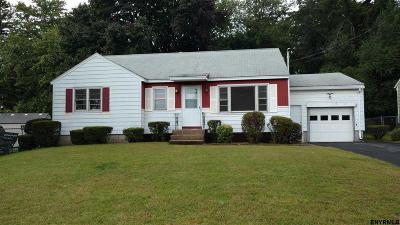 Colonie Single Family Home For Sale: 2 Jon Michael Ter