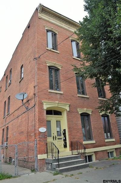 Rensselaer County Rental For Rent: 180 Hill St