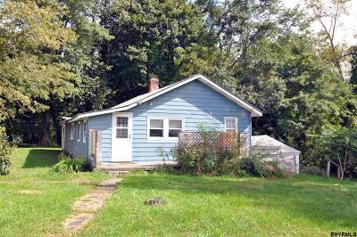 East Greenbush Single Family Home For Sale: 1 Pittsfield Av