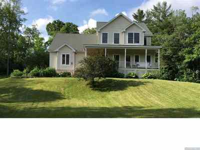 Columbia County Single Family Home For Sale: 3100 Route 9