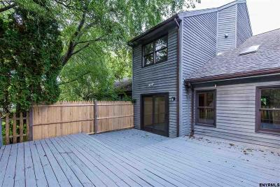 Single Family Home Price Change: 246 Woodscape Dr