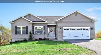 Saratoga County, Warren County Single Family Home For Sale: 50 McCrea Rd