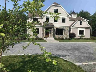 Saratoga County Single Family Home For Sale: 17 Saratoga Farm Rd