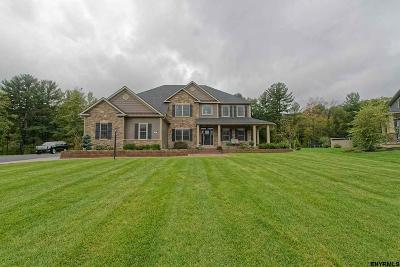 Guilderland Single Family Home For Sale: 317 Millingstone Way