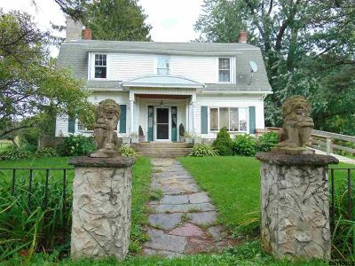 Schoharie County Single Family Home For Sale: 145 Winkler Rd
