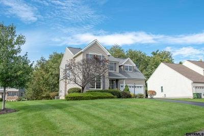 Albany, Amsterdam, Cohoes, Glens Falls, Gloversville, Hudson, Johnstown, Mechanicville, Rensselaer, Saratoga Springs, Schenectady, Troy, Watervliet Single Family Home For Sale: 4 Hilltop Dr