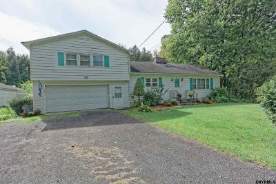 Schoharie County Single Family Home For Sale: 1256 State Route 443