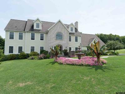 Rensselaer County Single Family Home For Sale: 132 Meadows Dr