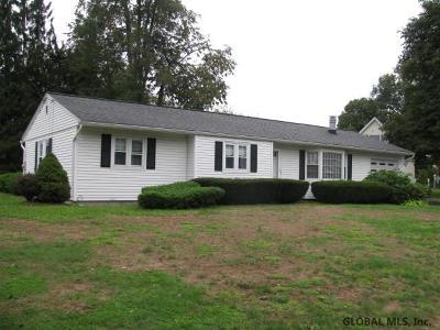 Gloversville Single Family Home For Sale: 4 Edgewood Dr