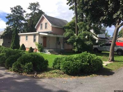 Albany Single Family Home Price Change: 400 Mountain St